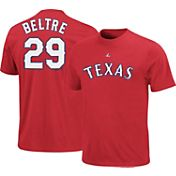 Majestic Youth Texas Rangers Adrian Beltre #29 Red T-Shirt