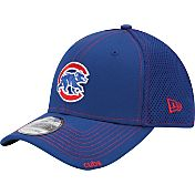 New Era Men's Chicago Cubs 39Thirty Royal Neo Flex Hat