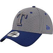 New Era Men's Texas Rangers 39Thirty Team Addict Flex Hat