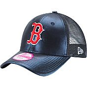 New Era Women's Boston Red Sox 9Forty Glam Team Navy Adjustable Hat