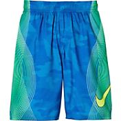 Nike Boys' CAMOtion Wave 9'' Volley Shorts