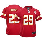 Nike Boys' Home Game Jersey Kansas City Chiefs Eric Berry #29