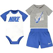 Nike Newborn Boys' You Can't Beat Me Three-Piece Set