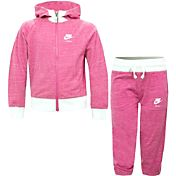 Nike Infant Gym Vintage Full-Zip Jacket and Capris Two-Piece Set