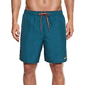 "Nike Men's Core Emboss 7"" Volley Shorts"