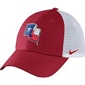 Nike Men's Texas Rangers Dri-FIT Red/White Heritage 86 Adjustable Hat