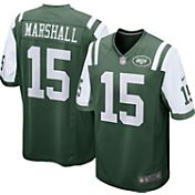 Nike Men's Home Game Jersey New York Jets Brandon Marshall #15