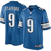 Nike Men's Home Limited Jersey Detroit Lions Matthew Stafford #9