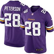 Nike Men's Home Limited Jersey Minnesota Vikings Adrian Peterson #28