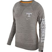 Nike Women's Tennessee Volunteers Grey Vintage Crew Sweatshirt