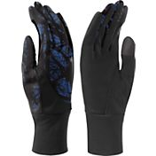 Nike Women's Printed Tailwind Running Gloves