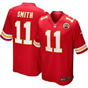 Nike Youth Home Game Jersey Kansas City Chiefs Alex Smith #11