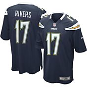 Nike Youth Home Game Jersey Los Angeles Chargers Philip Rivers #17