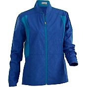 Nancy Lopez Women's Primo Golf Jacket – Plus-Size