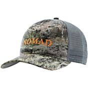 NOMAD Men's Camouflage Trucker Hat
