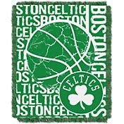 Northwest Boston Celtics Double Play Blanket