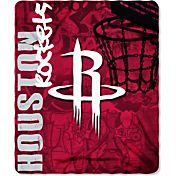 Northwest Houston Rockets Hardknocks Fleece Throw