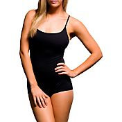 Onzie Women's Black Shortie Leotard