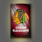Party Animal Chicago Blackhawks MotiGlow Light Up Sign