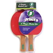 Prince Deluxe 2-Player Table Tennis Racket Set