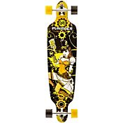 Punisher Skateboards 40' Steamphunk Longboard
