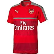 PUMA Men's Arsenal 16/17 Red Training Top