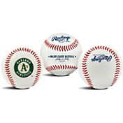 Rawlings Oakland Athletics Logo Baseball
