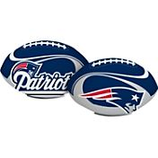 Rawlings New England Patriots Goal Line Softee Football