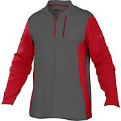 Rawlings Boys' ¼-Zip Tech Fleece Pullover