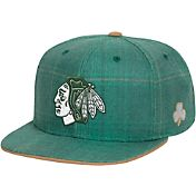 Reebok Men's Chicago Blackhawks St. Patrick's Day Snapback Hat