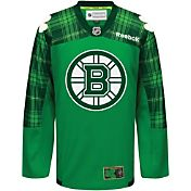 Reebok Men's Boston Bruins St. Patrick's Day Jersey