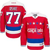 Reebok Men's Washington Capitals TJ Oshie #77 Premier Replica Alternate Jersey