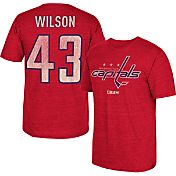 CCM Men's Washington Capitals Tom Wilson #43 Vintage Player Red T-Shirt