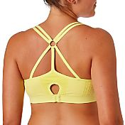Reebok Women's Multi-Strap Cami Seamless Heather Bra