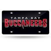 Rico Tampa Bay Buccaneers Laser Tag License Plate
