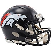 Riddell Denver Broncos Revolution Speed Mini Helmet