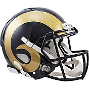 Riddell Los Angeles Rams Revolution Speed Football Helmet