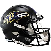 Riddell Baltimore Ravens Speed Replica Full-Size Football Helmet