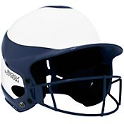RIP-IT Vision Pro Fastpitch Helmet w/ Blackout Technology - S/M