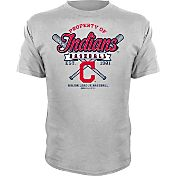 Stitches Youth Cleveland Indians Grey T-Shirt