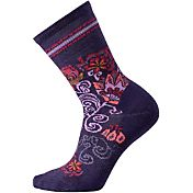 SmartWool Women's Blooming Botanicals Crew Socks