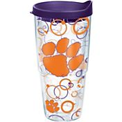 Tervis Clemson Tigers Bubble Up Wrap 24oz Tumbler