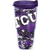 Tervis TCU Horned Frogs Splatter 24oz Tumbler