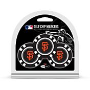 Team Golf San Francisco Giants Poker Chips Ball Markers - 3-Pack