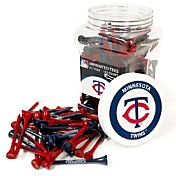 Team Golf Minnesota Twins 2.75' Golf Tees - 175 Pack