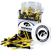 Team Golf Iowa Hawkeyes 2.75' Golf Tees - 175-Pack