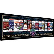 Boston Red Sox David Ortiz Final Season Tickets to History Canvas Print