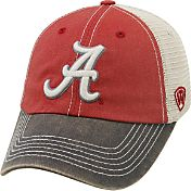 Top of the World Men's Alabama Crimson Tide Crimson/White/Black Off Road Adjustable Hat