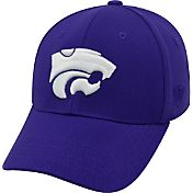 Top of the World Men's Kansas State Wildcats Purple Premium Collection M-Fit Hat