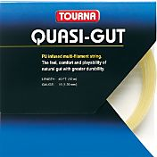 Tourna Quasi-Gut 16 Tennis String - 40 ft. Set